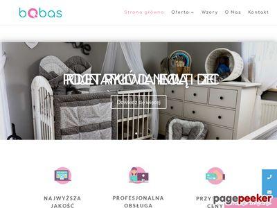 producent artykułów dla niemowląt