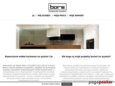 Bors - pracownia mebli kuchennych