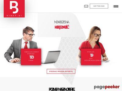 Rachunkowość Poznań - Bras7.pl