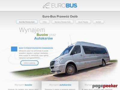 Euro-Bus wynajem busów