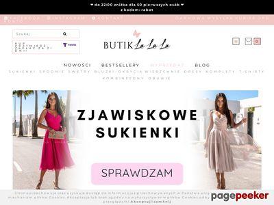 Butiklalala.pl
