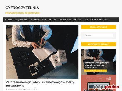 CyfroCzytelnia - ebooki, audiobooki i eprasa.