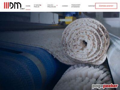 Obszywanie dywanów - Damat.pl
