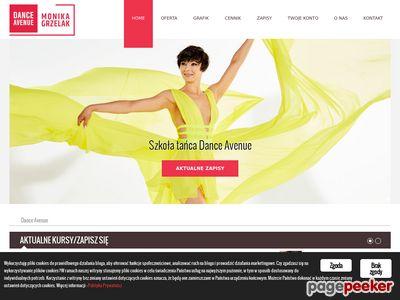 Taniec Gdynia