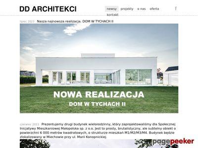 Biuro architektoniczne dd ARCHITEKCI Katowice