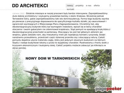Dd ARCHITEKCI - biuro projektowe Katowice