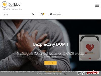 Defimed - Defibrylatory
