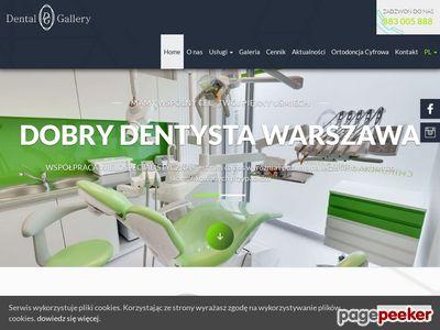 Dental Gallery - Dentysta Warszawa