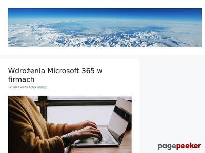 Aplikacje webowe Poznań