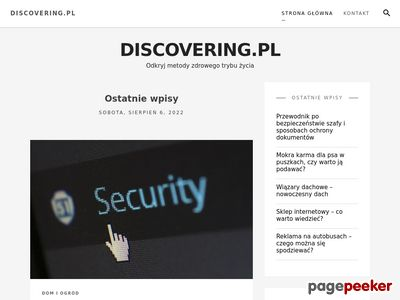 Discovering.pl
