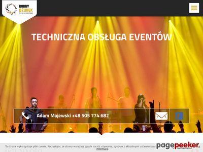 Nagłośnienie eventów Poznań