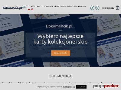 Dokumenciki.pl - prawo jazdy kolekcjonerskie