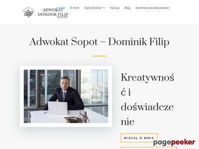 Kancelaria adwokacka - dominikfilip.pl