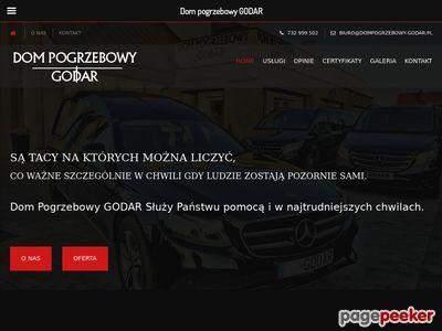 Dom Pogrzebowy mazowieckie | dompogrzebowy-godar.pl