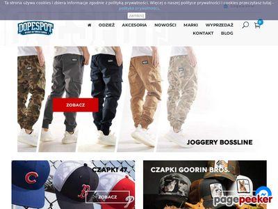 DopeSpot - moda streetwear