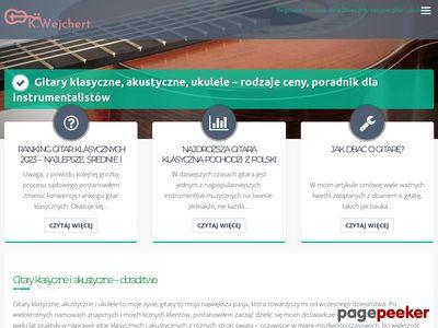 E-gitara.net - gitary klasyczne