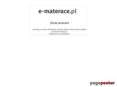 E-materace.pl