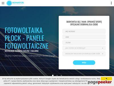 Kolektory słoneczne Łódź
