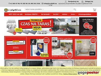 E-Plytki.eu Płytki ceramiczne