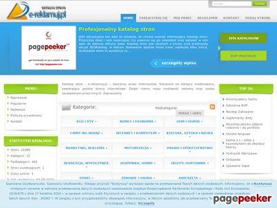 Wartościowy katalog internetowy