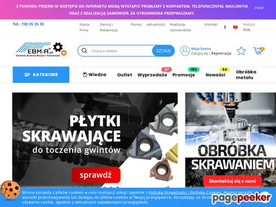 EBMiA.pl - łożyska