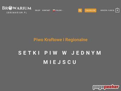 alkohole świata Słupsk - ebrowarium.pl