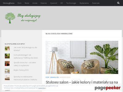 Portal o ekologii - eko-miszmasz.pl
