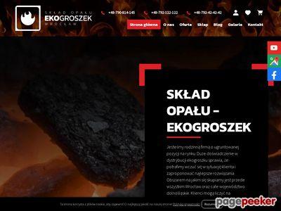 Skład opałowy Wrocław - obszerny asortyment