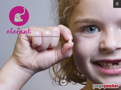 Stomatologia dziecięca warszawa