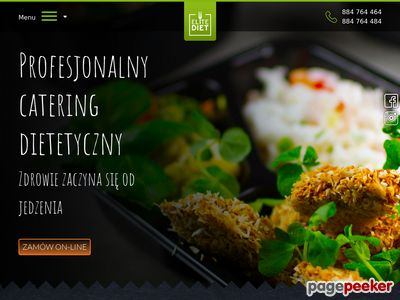Catering dietetyczny Elite-Diet