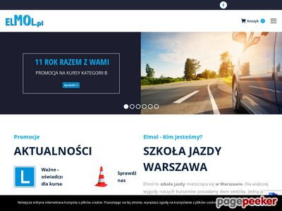 Szkoła Jazdy Warszawa - Elmol.pl
