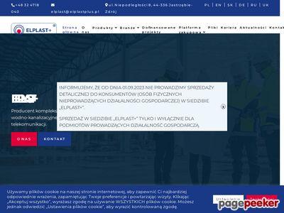 Producent rur -elplastplus.pl