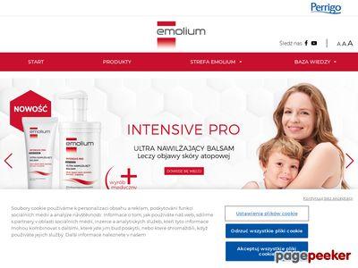 Atopowe zapalenie skóry leki - emolium.pl