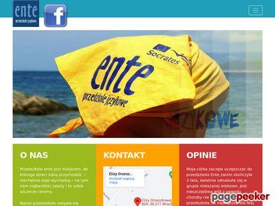 Przedszkole niepubliczne Wrocław, Przedszkole prywatne Wrocław