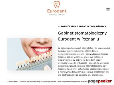 Eurodent Stomatologia Estetyczna