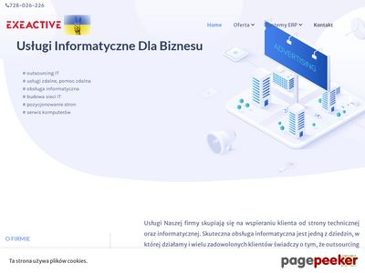 Exeactive - Marketing internetowy