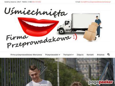 firma-przeprowadzkowa-warszawa.pl - firma przeprowadzkowa warszawa