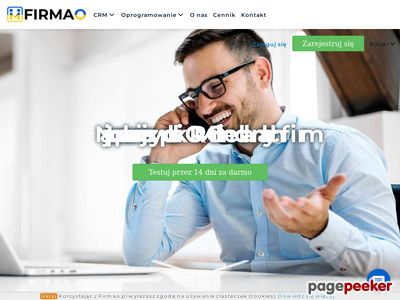 CRM online, system ERP i program do faktur - Firmao