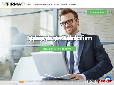 CRM online, system ERP i program do faktur - Firmao.
