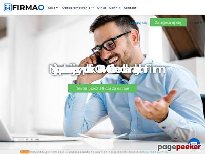 System CRM online, program ERP i do faktur - Firmao