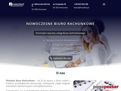 Wirtualne biuro Warszawa