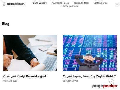 Zarabianie Forex