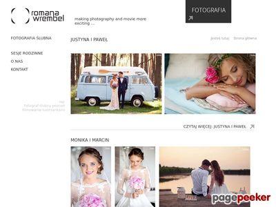 Najlepszy fotograf ślubny z Poznania