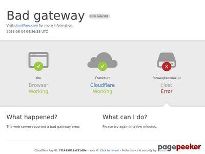 fotowojtkowiak.pl | fotografia oklicznościowa