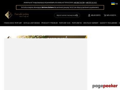 Lane perfumy - Jerribo