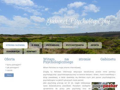 Dobry Psycholog - Katowice, Gliwice - gabinet-psycholog.pl