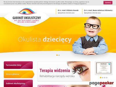 Okulista Dziecięcy Śląsk
