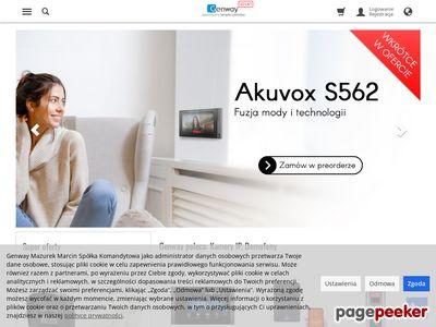 Monitoring, wideodomofony, inteligenty dom, sejfy, interkom | Systemy zabezpieczeń Genway