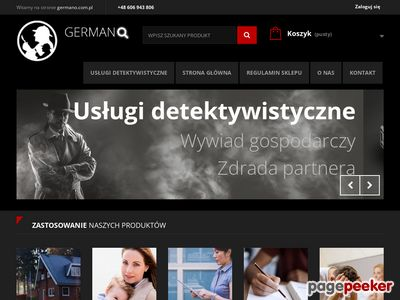 GERMANO.com.pl- podsłuchy, pluskwy