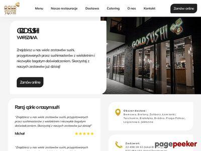 Sushi Gold Sushi